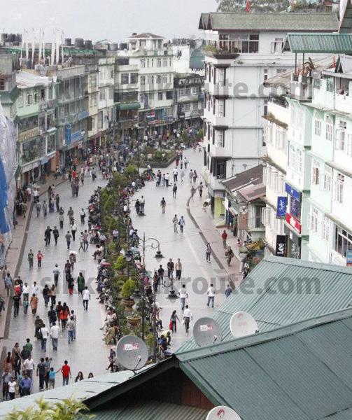 Best Hotel In Gangtok: Sikkim Silk Route