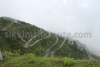 Zig Zag Roads to Zuluk from Lungthung