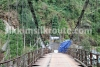 Rolep hanging bridge