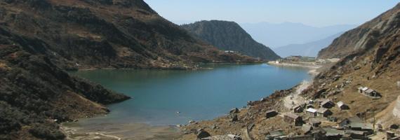 Changu (Tsomgo) lake