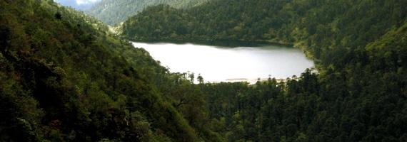 Menmecho Lake, Sikkim