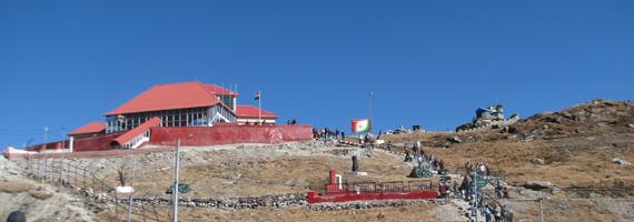 Nathu La Border