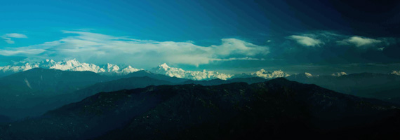 View from Ramitey near Sillery Gaon